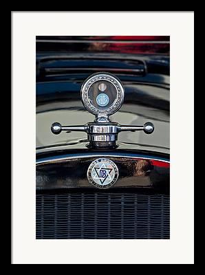 1928 Dodge Brothers Framed Prints