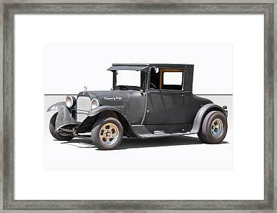 1928 Dodge Coupe 1 Framed Print