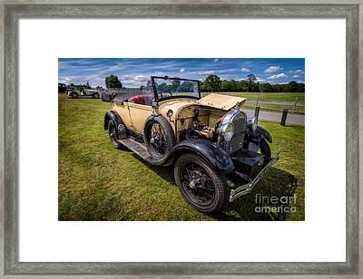 1928 Ford Model A  Framed Print