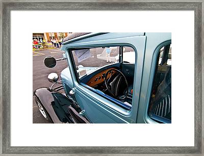 1929 Ford 2056 Framed Print by Guy Whiteley