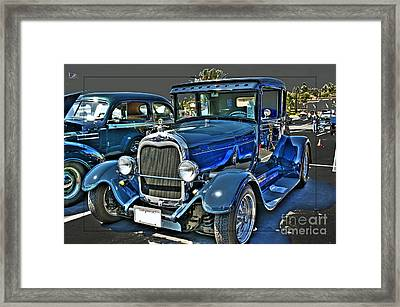 1929 Ford Framed Print