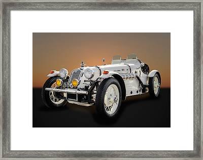 1931 Alpha Romeo Roadster  -  Alro1 Framed Print by Frank J Benz