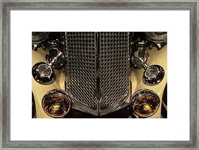 1931 Chrysler Framed Print