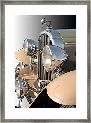 1932 Buick 96 S Coupe Framed Print
