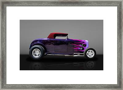 1932 Ford Convertible Framed Print