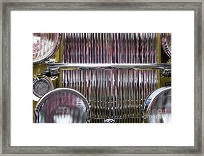 1932 Packard 903 Framed Print