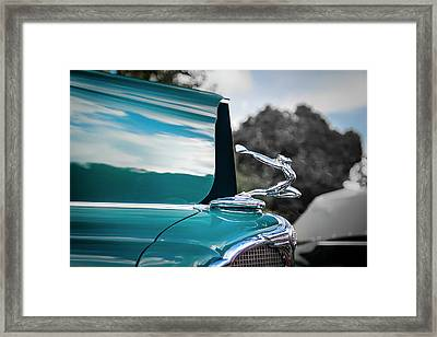 1933 Buick 56 Sport Coupe Framed Print by Jack R Perry