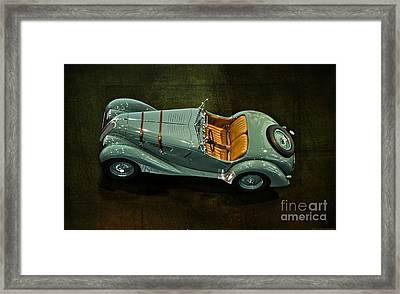 1936 Bmw 328 Roadster Framed Print