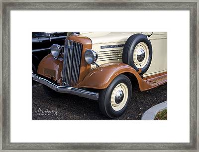 1936 Gmc Pickup Truck 1 Framed Print