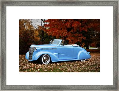 1938 Chevy Framed Print