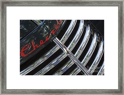 1939 Chevrolet Truck Framed Print by Dennis Hedberg