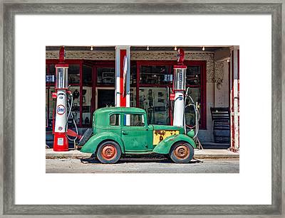 1940 Bantam Coupe - 2 Framed Print by Steve Harrington
