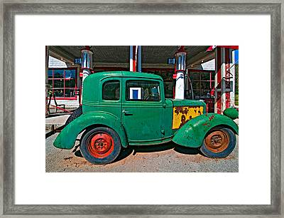 1940 Bantam Coupe Framed Print by Steve Harrington