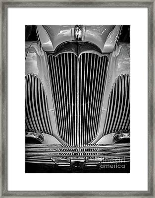 1941 Packard Convertible Framed Print