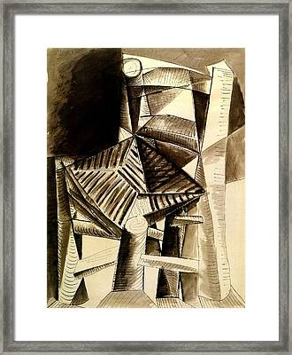 1942 Chaise Framed Print