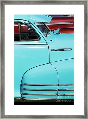 1942 Chevrolet Fleetline Sportmaster Framed Print