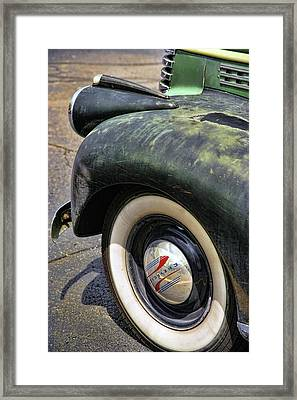 1946 Chevy Pick Up Framed Print