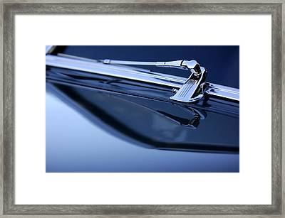 1947 Cadillac Model 62 Coupe Windshield Wiper Framed Print
