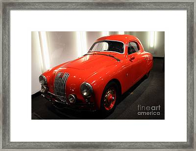 1948 Fiat 1100s - 7d17308 Framed Print