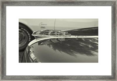 1949 Plymouth Special  Deluxe Framed Print by Cathy Anderson