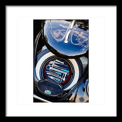 Volkswagen Framed Prints