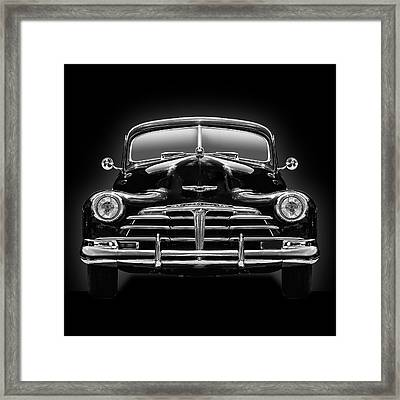1950 Chevy Framed Print