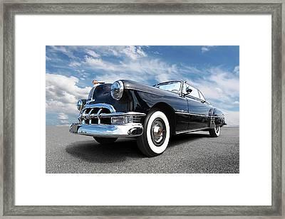 1950 Pontiac Silver Streak Framed Print by Gill Billington