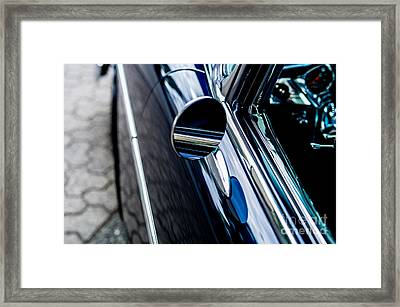 Framed Print featuring the photograph 1950s Chevrolet by M G Whittingham