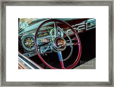 1951 Hudson Hornet Framed Print