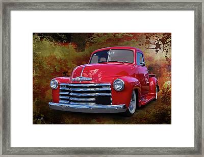 1952 Framed Print