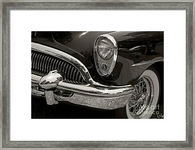 1954 Buick Roadmaster Framed Print
