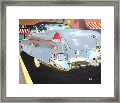 1954 Cadie Framed Print