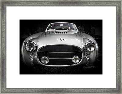 1954 Fiat Ghia  Framed Print by Jack R Perry
