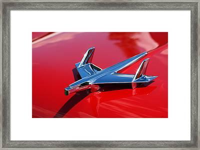 1955 Chevrolet Bel Air  Framed Print by Gordon Dean II