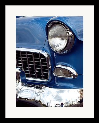 Car Shows Framed Prints