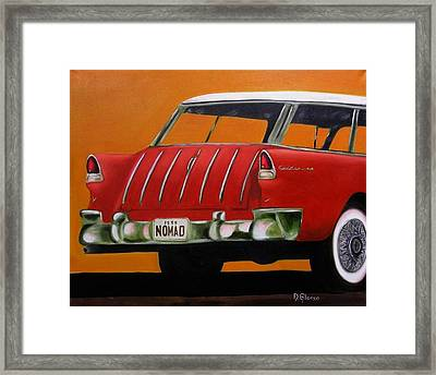 1955 Nomad Framed Print