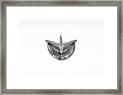 1956 Buick Special Riviera Framed Print by Tim Gainey