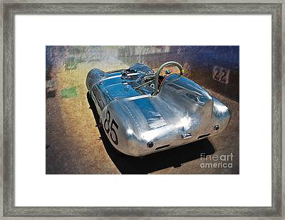 1957 Lotus Eleven Le Mans Framed Print
