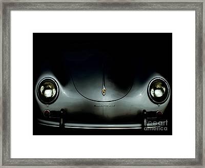 1957 Porsche Speedster  Framed Print