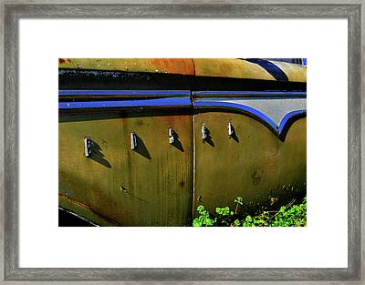 1959 Ford Edsel 002 Framed Print