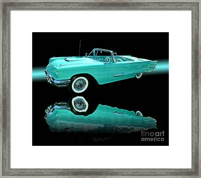 1959 Ford Thunderbird Framed Print