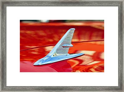 1960s Jet Style Framed Print by David Lee Thompson