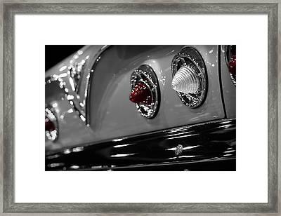 1961 Chevrolet Impala Framed Print by Gordon Dean II