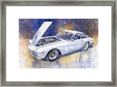 1963-1964 Ferrari 250 Gt Lusso  Framed Print