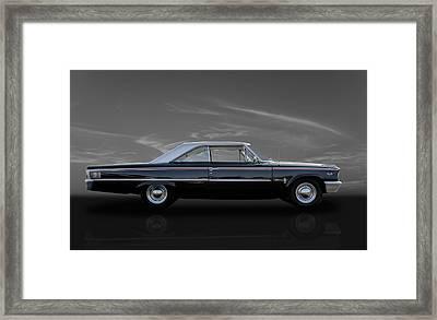 1963 Ford Galaxie 500xl Framed Print