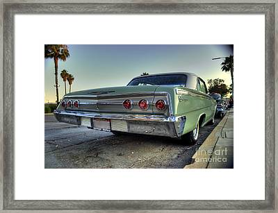 1964 Chevy Impala Framed Print