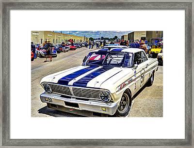1964 Ford Falcon #51  Framed Print