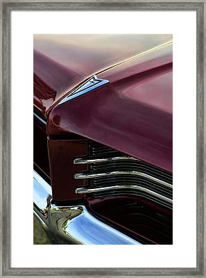 1964 Pontiac Bonneville Framed Print by Gordon Dean II