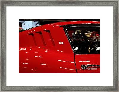 1965 Ferrari 275 Gtb - 5d19897 Framed Print by Home Decor