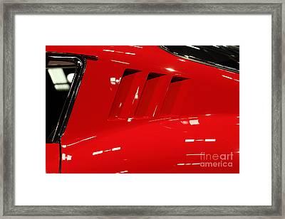 1965 Ferrari 275 Gtb - 5d20034 Framed Print by Home Decor